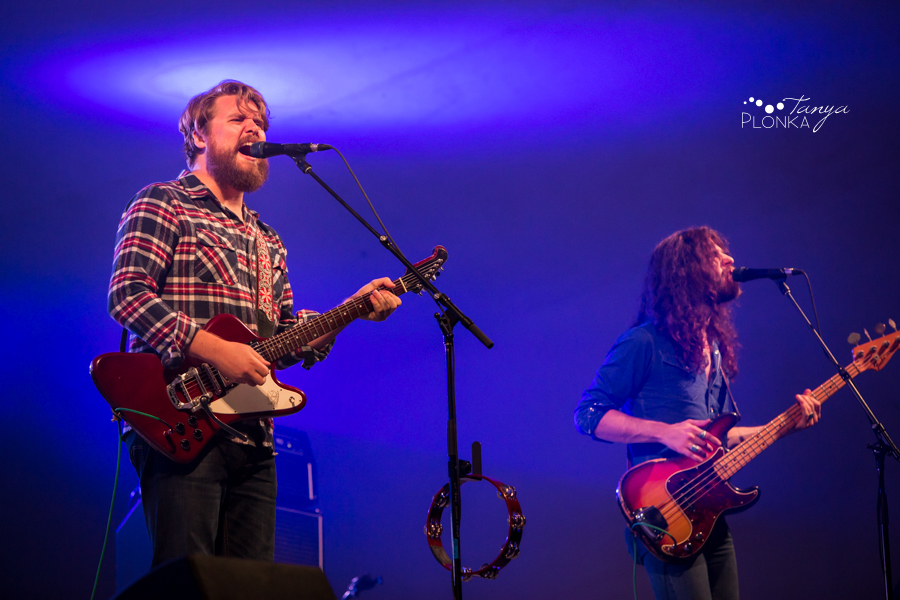 The Sheepdogs concert photos at Whoop Up Days in Lethbridge
