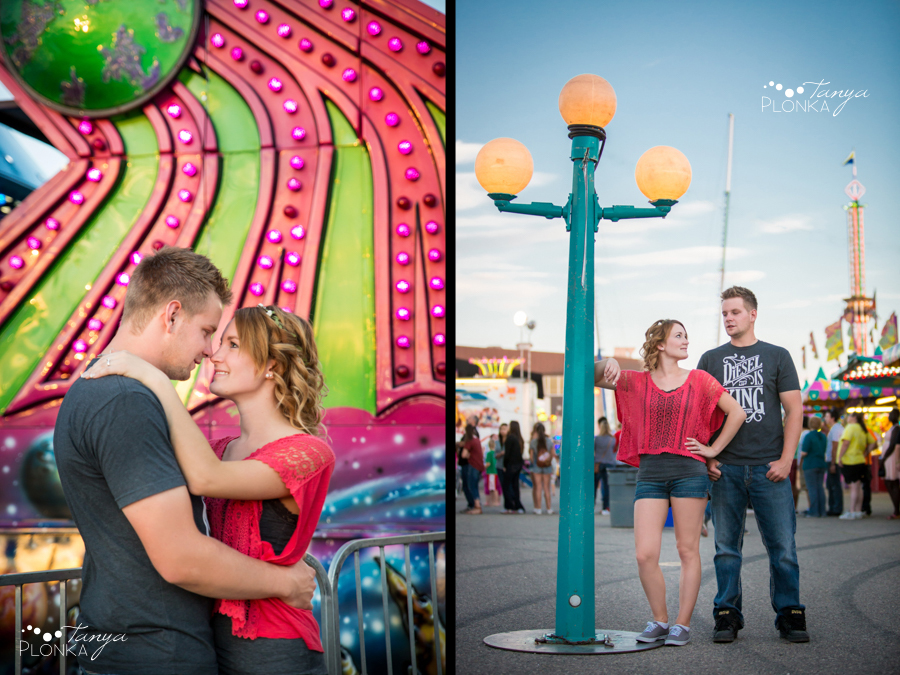 Lethbridge Whoop Up Days couples photos