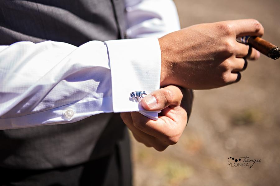 Shawn & Jori, Castle Mountain all day wedding coverage