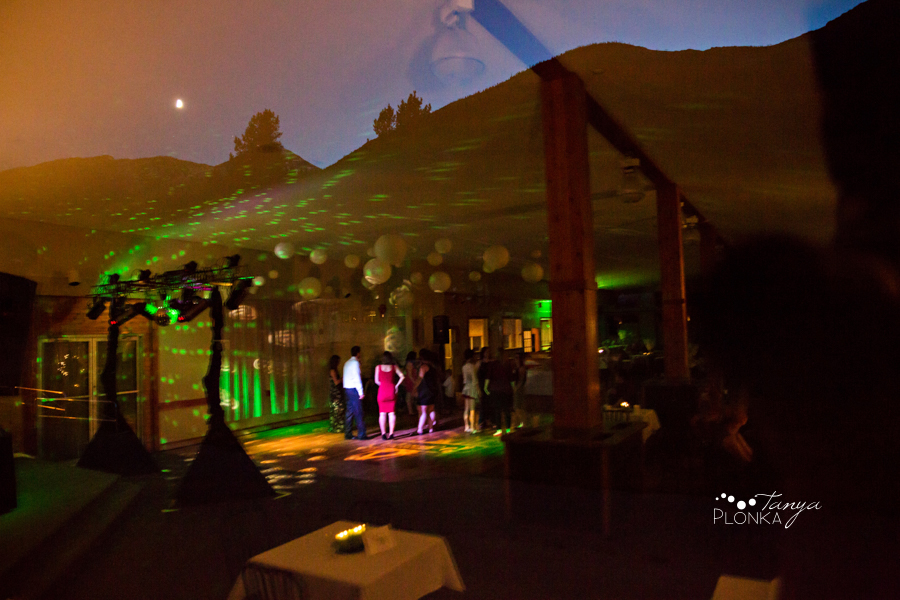 Shawn & Jori, Castle Mountain wedding photos