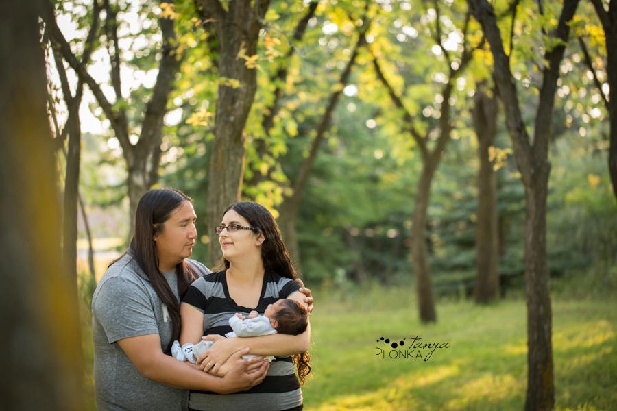 West Lethbridge natural newborn session
