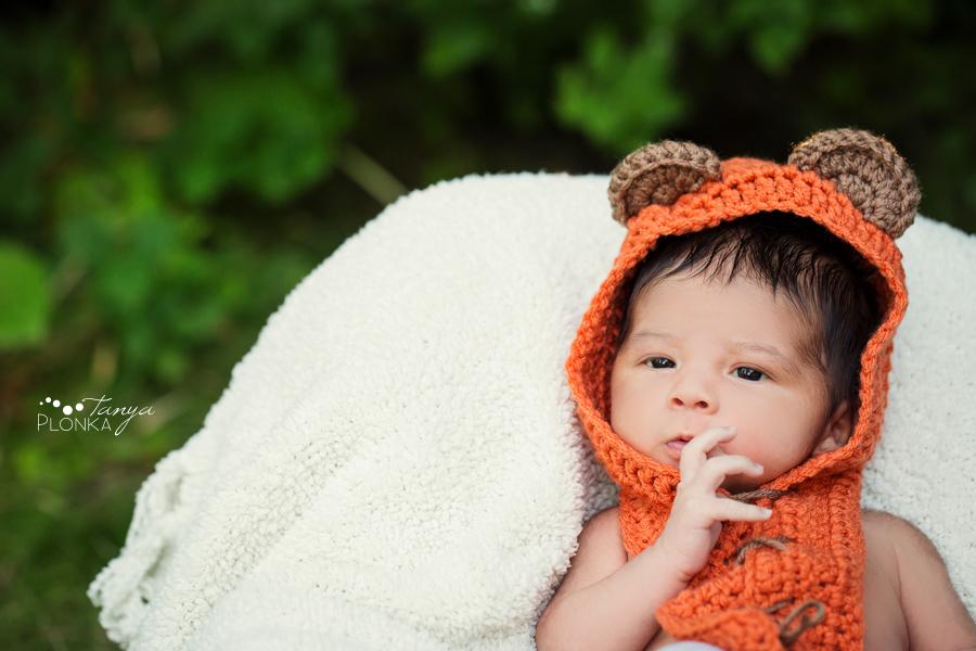 West Lethbridge natural newborn photos