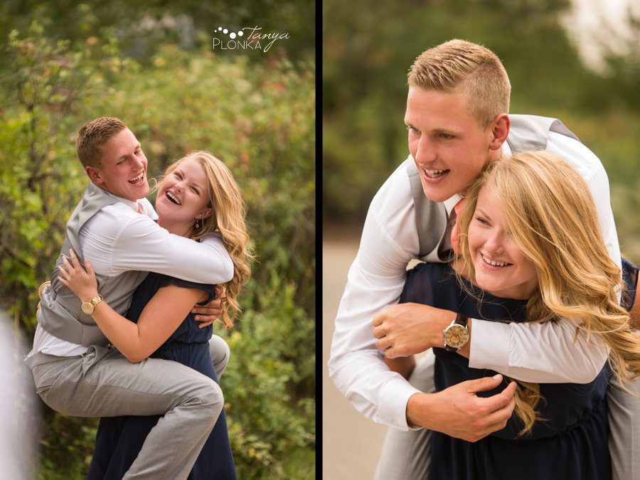 Jeremy & Emily, Picture Butte country wedding
