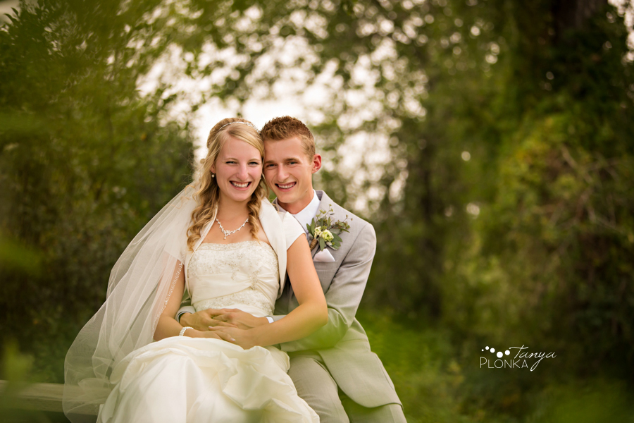Jeremy & Emily, Picture Butte country-inspired wedding photography
