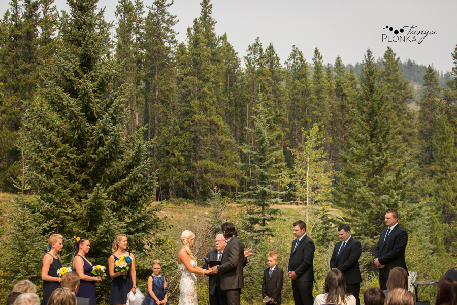 Freddie & Stef, Racehorse Creek forest wedding