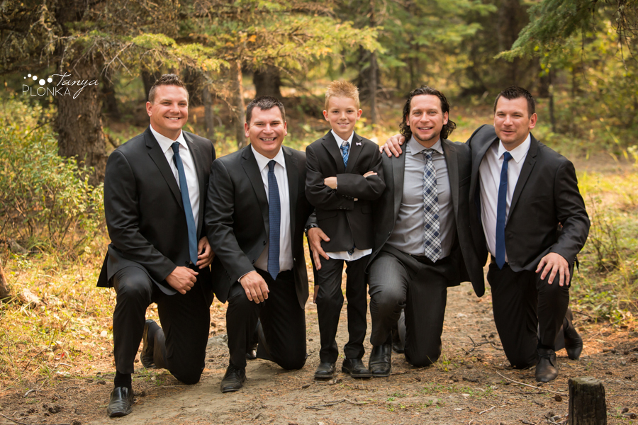 Freddie & Stef, Racehorse Creek outdoor camp wedding photos