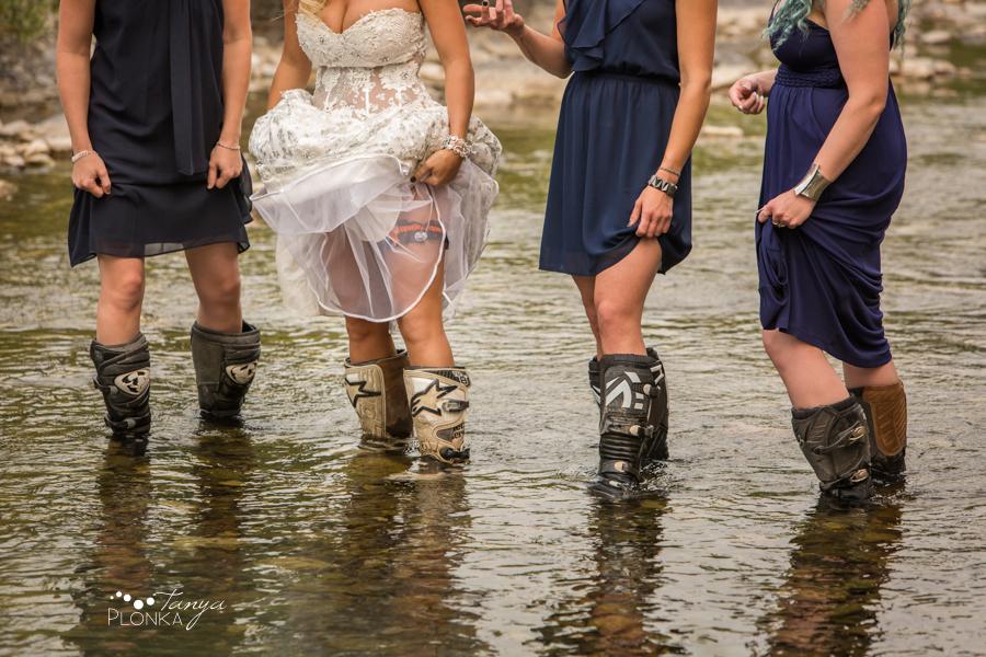 Freddie & Stef, Racehorse Creek outdoor wedding