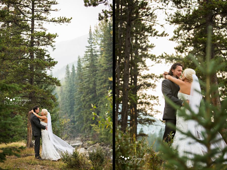 Freddie & Stef, Racehorse Creek forest wedding