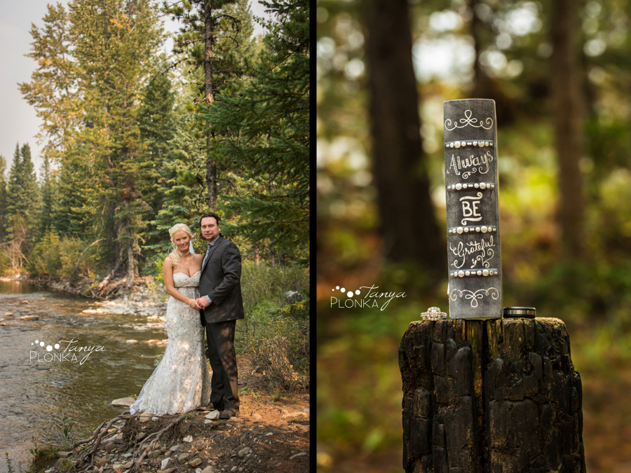 Freddie & Stef, Racehorse Creek outdoor camp wedding