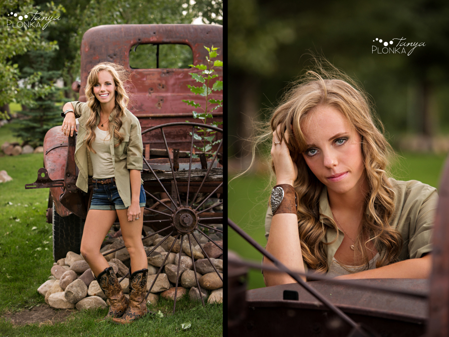 Barnwell country portrait session