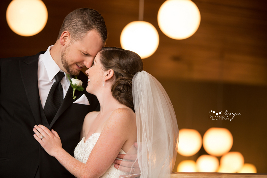 Evan & Emily, elegant Calgary Catholic wedding photos