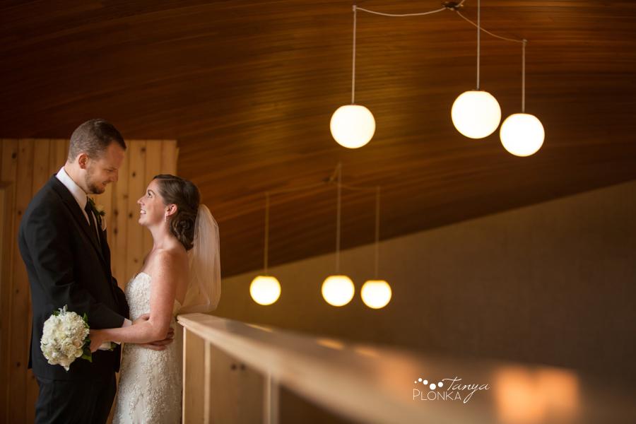 Evan & Emily, elegant Calgary indoor wedding photos
