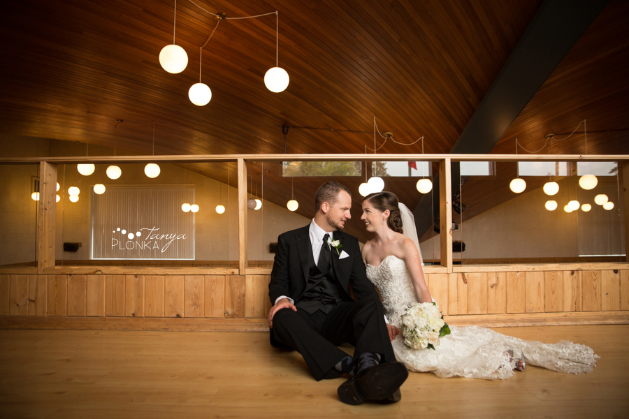 Evan & Emily, elegant Calgary indoor wedding photography