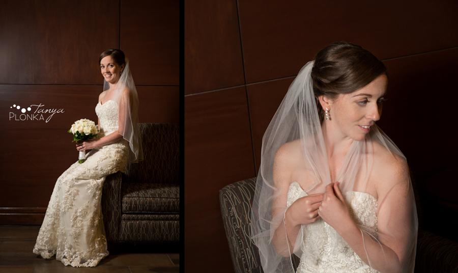 Evan & Emily, elegant downtown Calgary Sheraton wedding photography