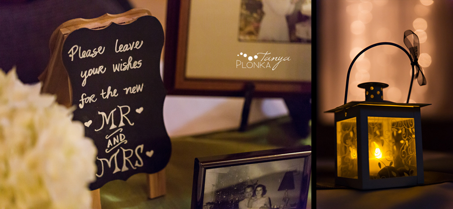 Evan & Emily, elegant Calgary indoor Catholic wedding photography