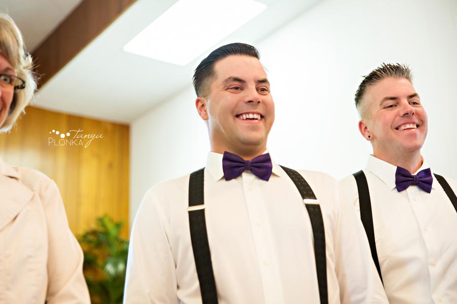 Samantha & Chad, small Milk River wedding