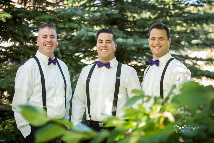 Samantha & Chad, rural Southern Alberta wedding photos