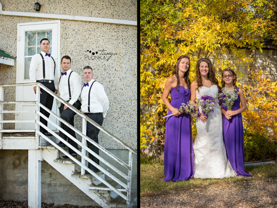 Samantha & Chad, intimate Milk River wedding photography
