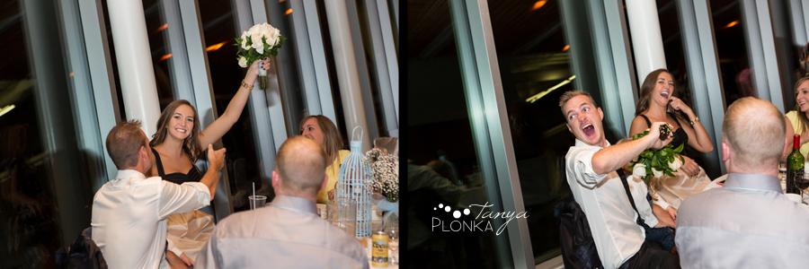 Lasca & Greg, autumn Galt Museum wedding reception photos