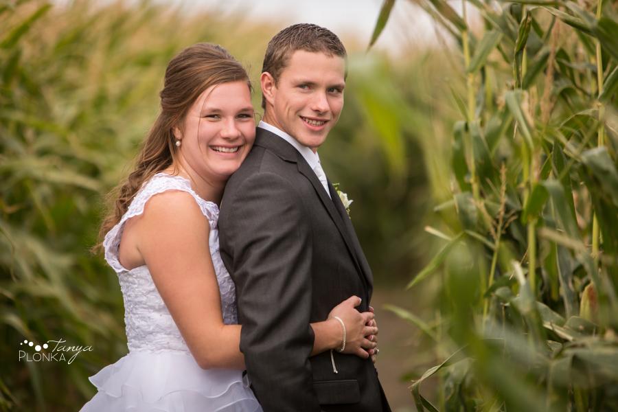 William & Becky, Park Lake wedding photos