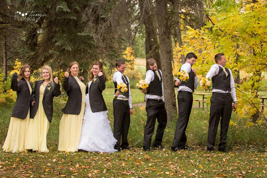 William & Becky, Park Lake wedding photography