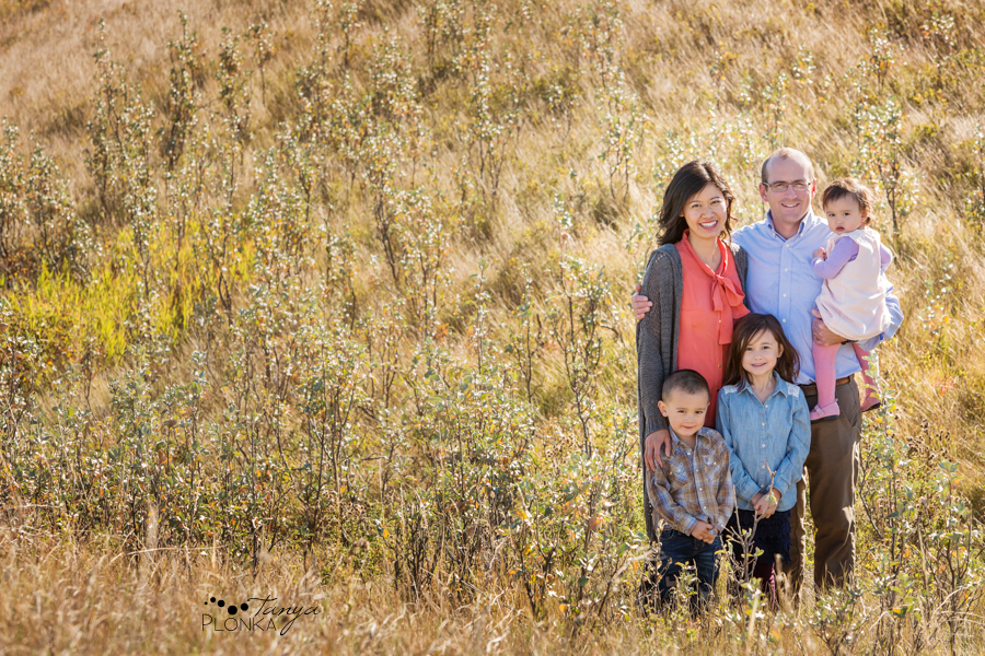 Prairie Arbour family photos