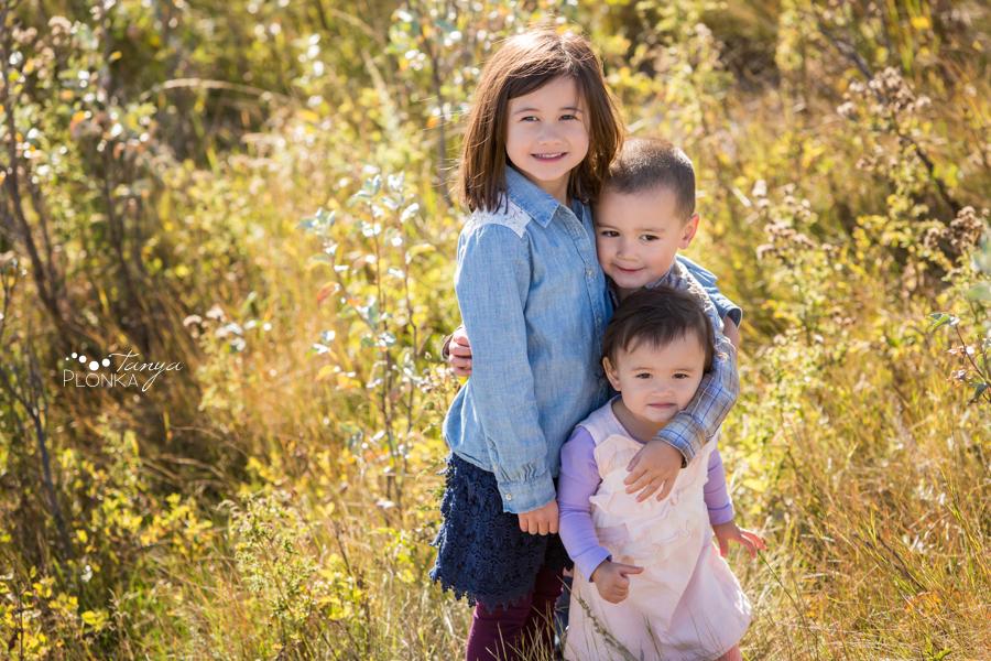 Prairie Arbour Lethbridge family photos