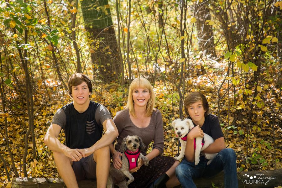 Lethbridge autumn family session