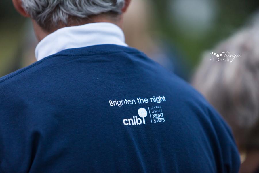CNIB Night Steps Fundraiser in Lethbridge