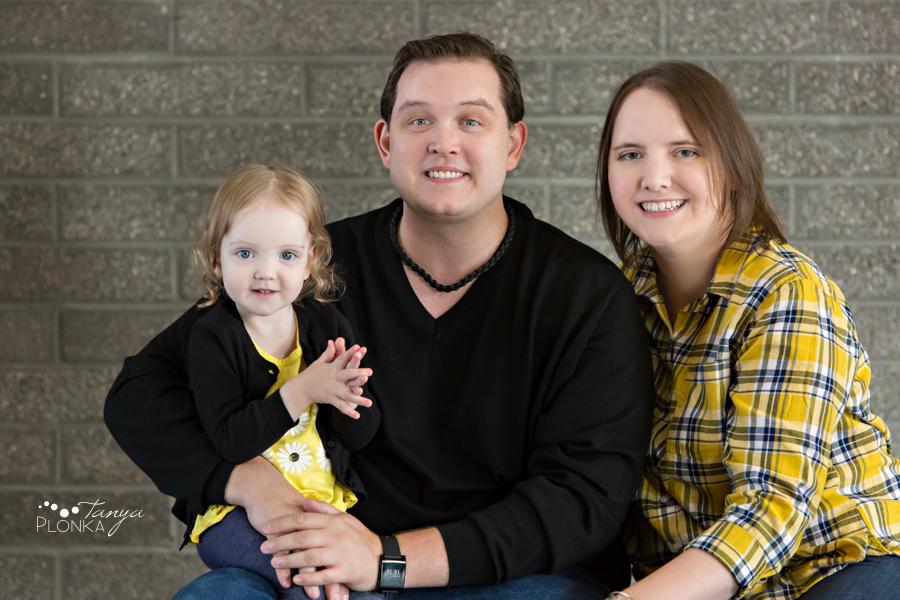 Lethbridge indoor autumn family photography