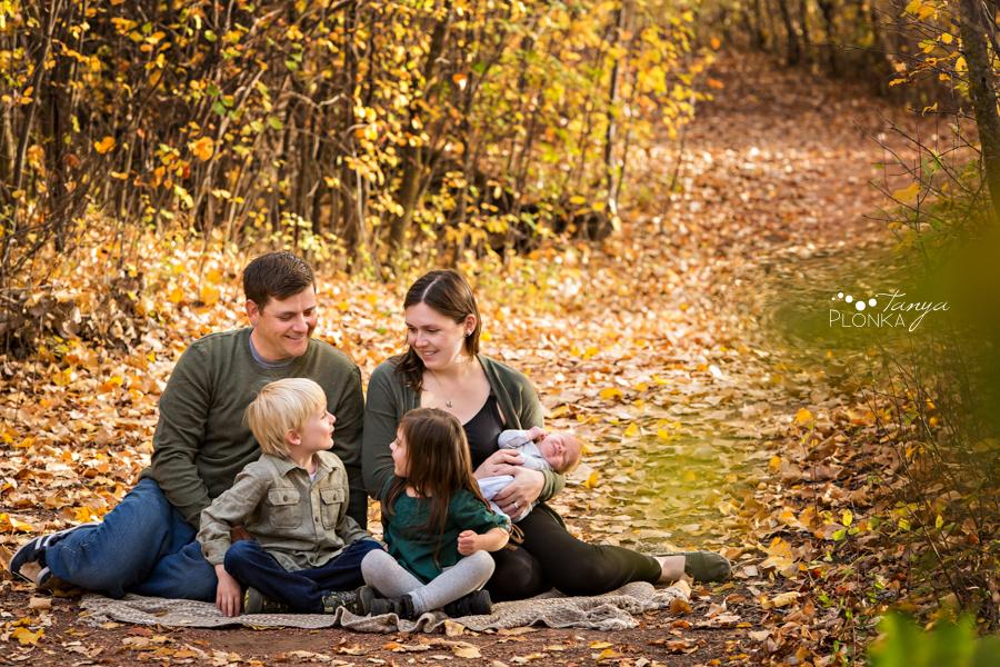 Pavan Park newborn family photography