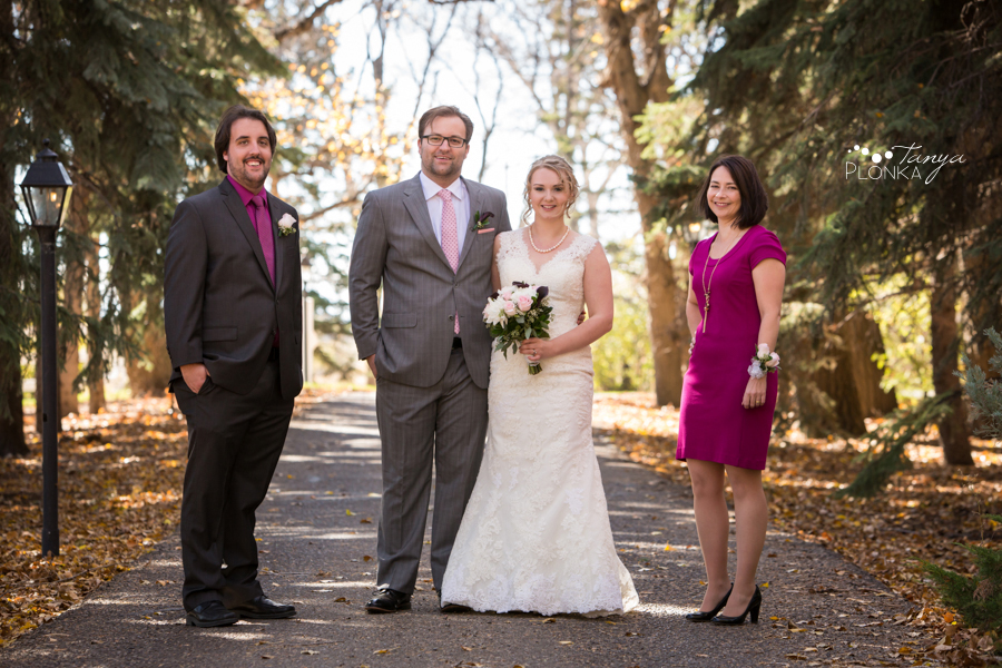 Ashlan & Bryce, Lethbridge fall wedding photos