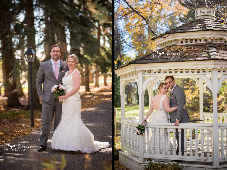 Ashlan & Bryce, Norland Bed & Breakfast fall wedding photography