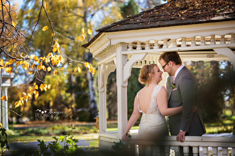 Ashlan & Bryce, Norland Bed & Breakfast autumn wedding photography