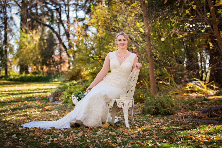 Ashlan & Bryce, Norland autumn wedding photography