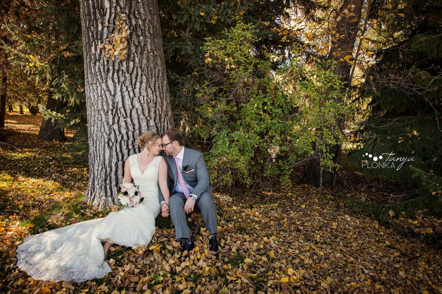 Ashlan & Bryce, Norland Bed & Breakfast autumn wedding photos