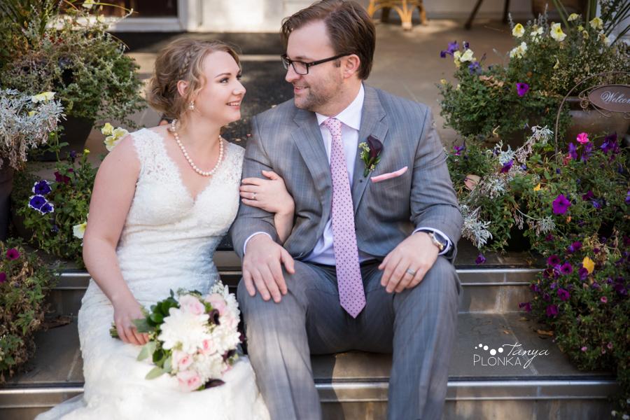 Ashlan & Bryce, Lethbridge Norland Bed & Breakfast fall wedding photography
