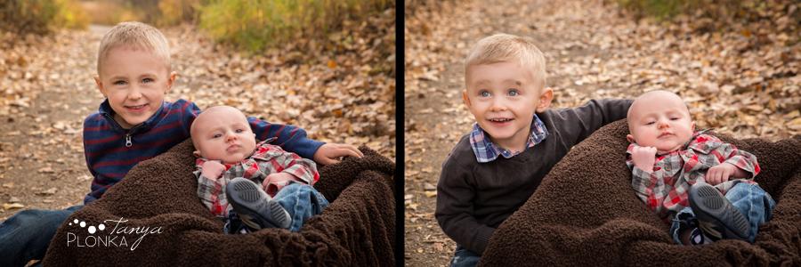 autumn Lethbridge Indian Battle Park family photos
