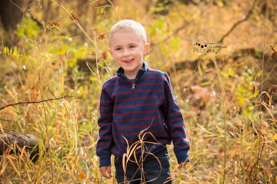 autumn Lethbridge river bottom kids photos