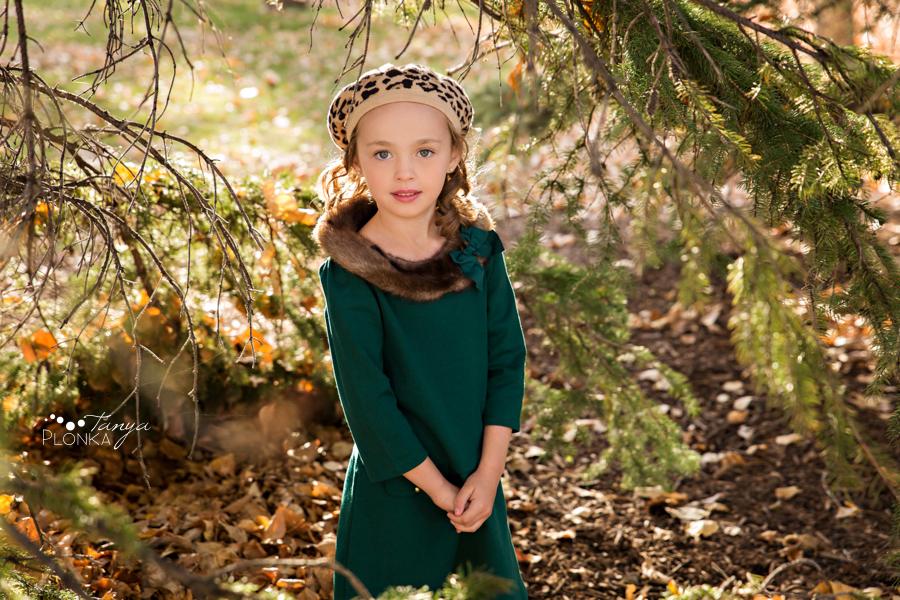Nicholas Sheran autumn kids  photos