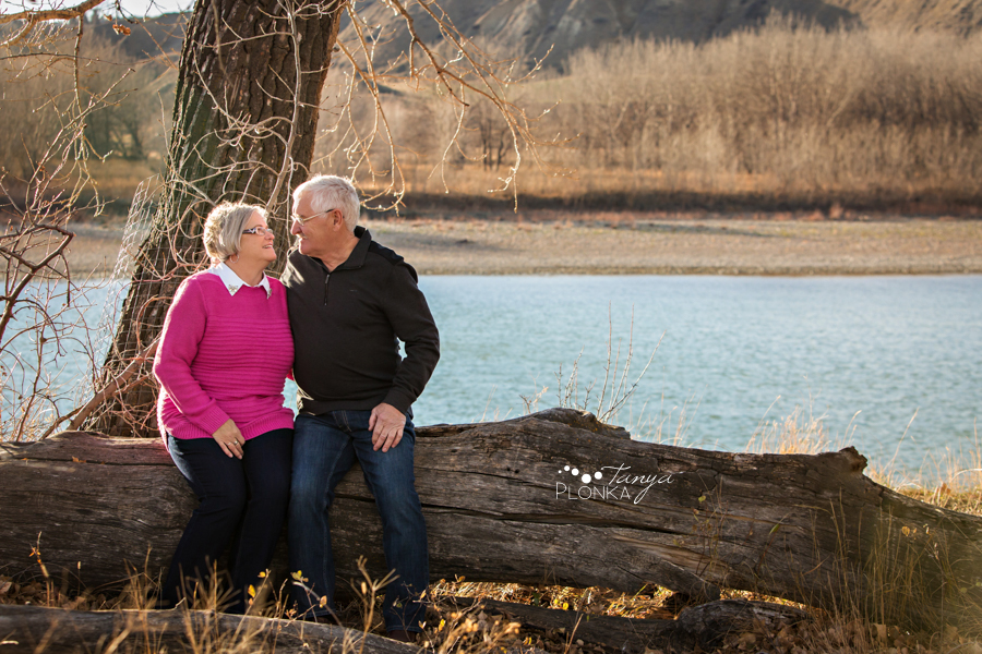 older couples Pavan Park autumn portraits