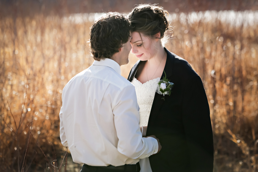 Chaisson & Krystal, Indian Battle Park wedding photos