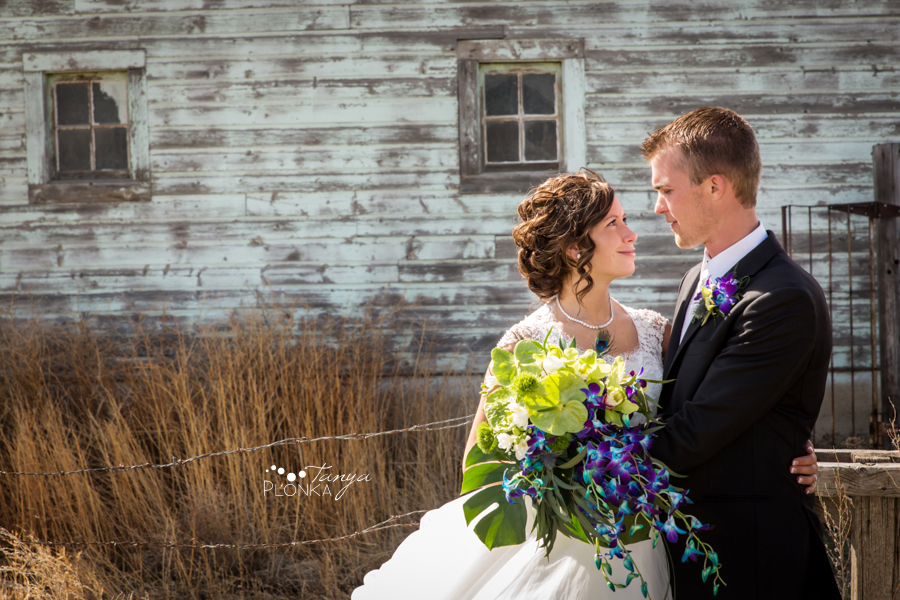 Jamie and Sylvia, Diamond City spring wedding photography