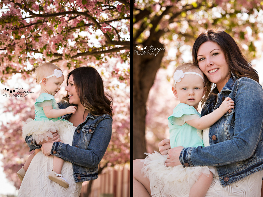 Lethbridge Mommy and Me Session