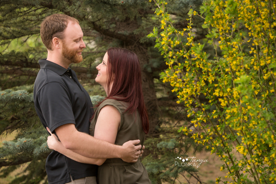 Lethbridge spring couples session