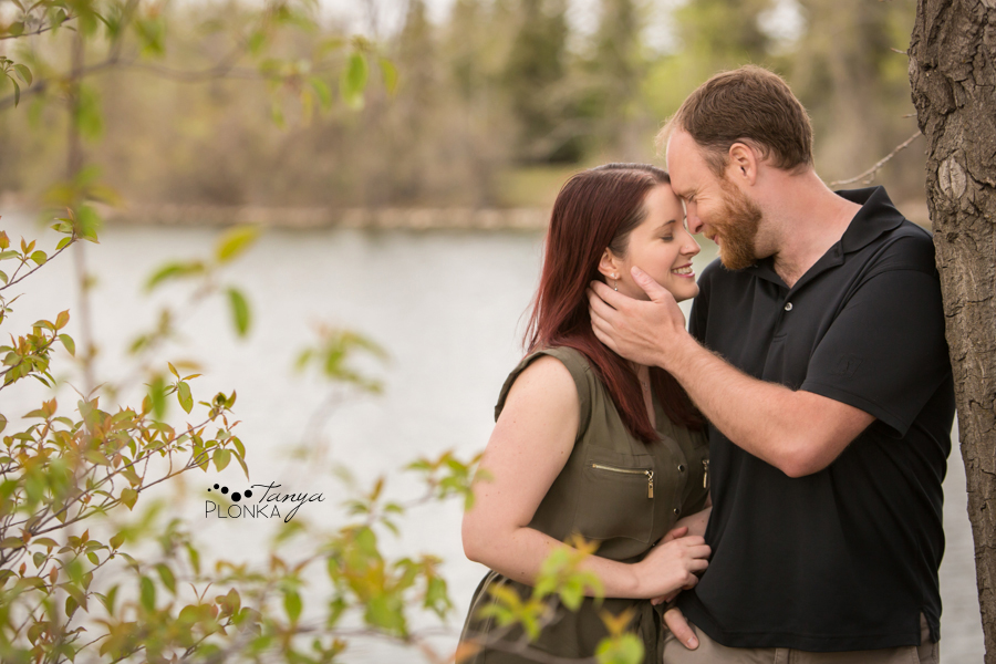 Lethbridge spring couple photos