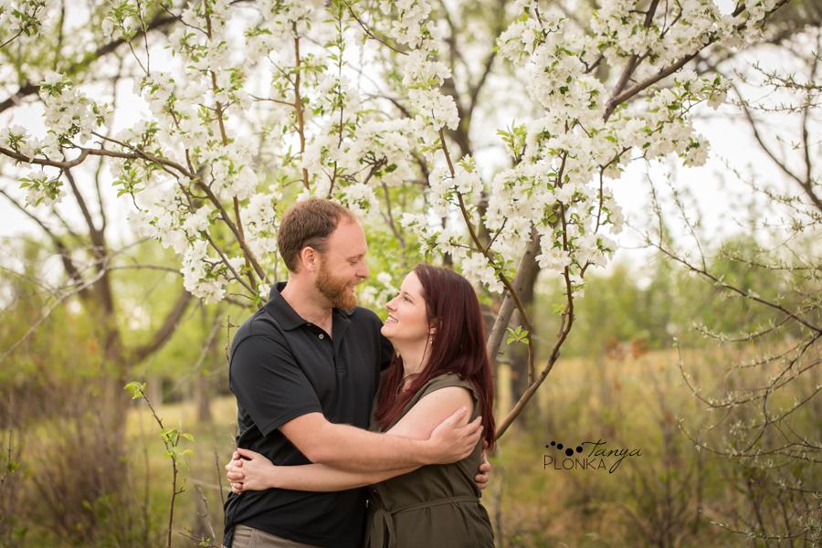 Lethbridge Spring Couple Photos