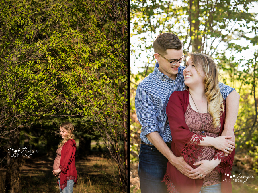 Lethbridge late spring maternity photos