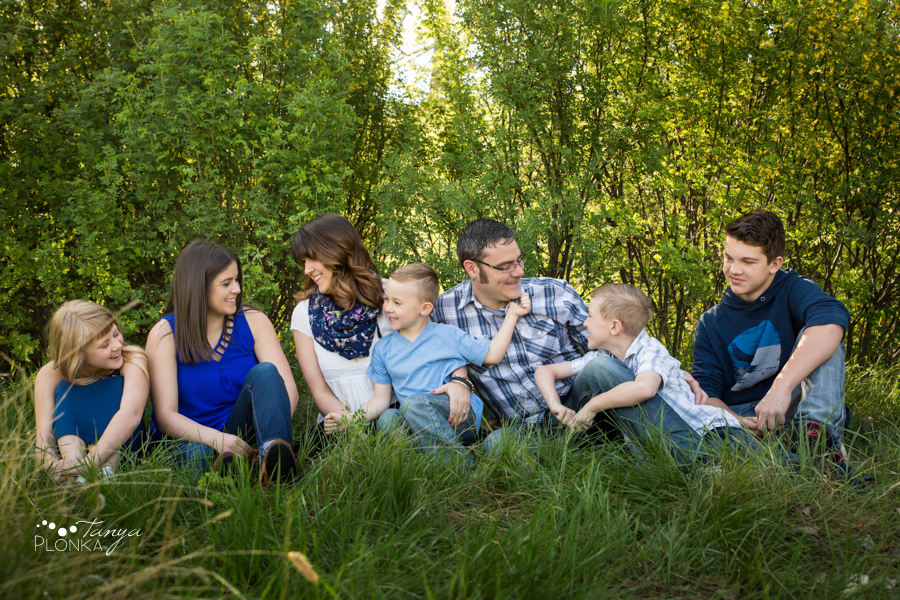 Lethbridge morning family session