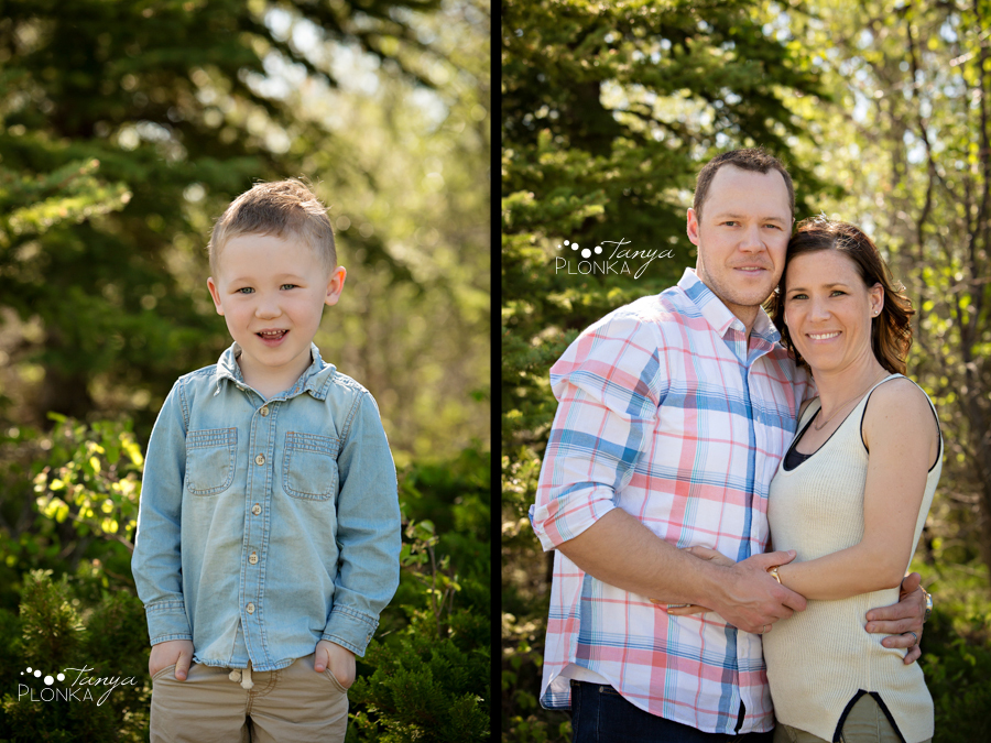 Lethbridge spring family photos